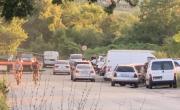 снимка, Спецакция край затвора във Враца! Удариха...
