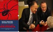 """снимка,  В гр. Соврато, Италия бе официалното представяне на книгата на Никола Гратери и Антонио Никасо -""""Тайната история  на Ндрангета"""""""