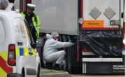 снимка, Vietnam arrests eight over UK truck deaths