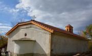 снимка, Вековна църква впечатлява туристи, след като бе изцяло обновена в град Симитли
