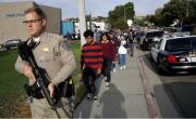 снимка, California school shooting suspect described as quiet, smart