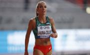 снимка, Ивет Лалова беше избрана за атлет №1 на Балканите