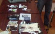 снимка, Щракнаха белезниците на дилър на наркотици в Русе