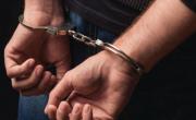 снимка, Арестуваха мъж, нападнал с нож полицаи в София