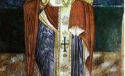снимка, Св. Методий Славянобългарски † 885 година