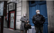 снимка, France reports its worst day of coronvirus deaths so far