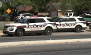 снимка, Two Texas police officers fatally shot while responding to a domestic disturbance