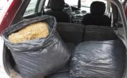 снимка, Удар на пловдивската полиция! Иззеха 100 кг тютюн в Шекера, спипаха дилър на хероин в Столипиново