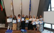 снимка, Обучение на екипа на Общински съвет по наркотични вещества в Благоевград