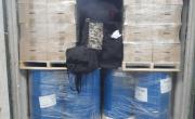 снимка, €18m in cocaine found in Brazilian orange, printer ink shipments